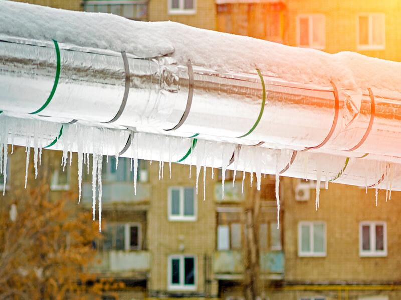 В чем разница летнего и зимнего водопроводов?